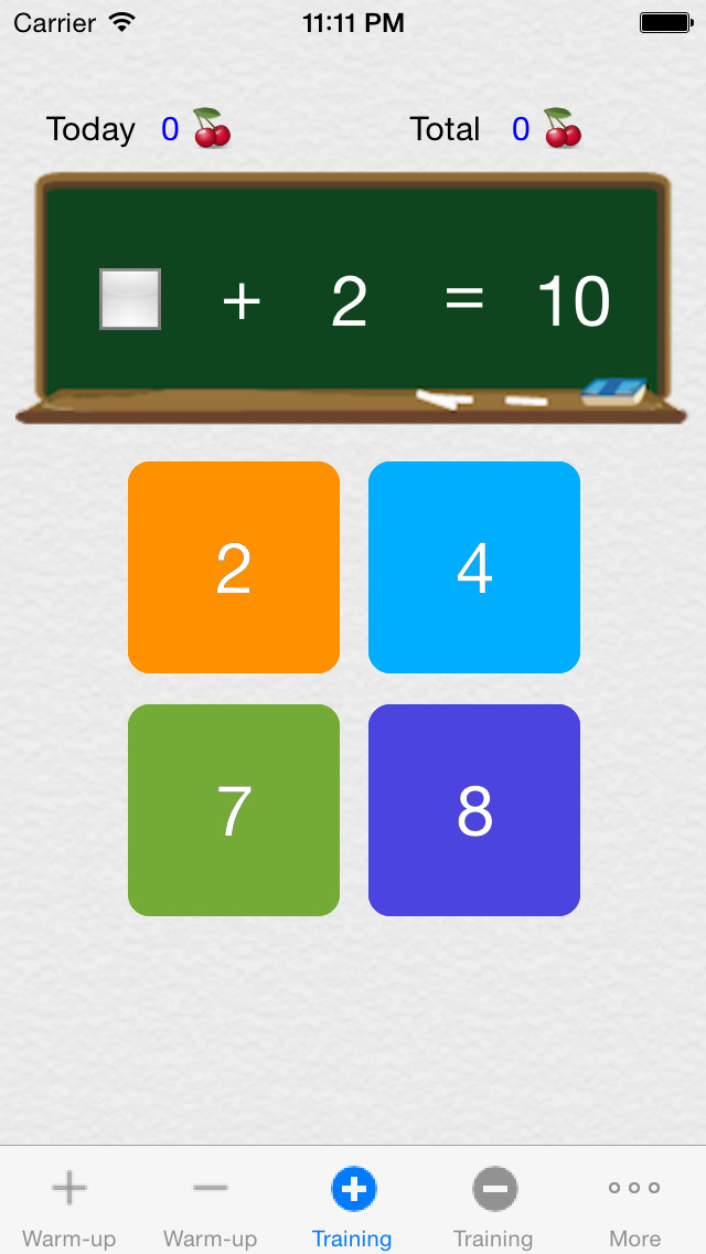 Make 10,100,1000 - Free(Complementary Number Training) screenshot 3