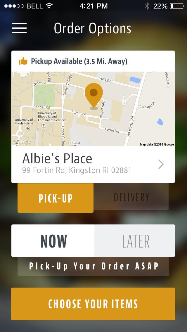 Albie's Place screenshot 2