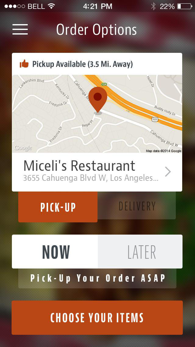 Miceli's Restaurant screenshot 2