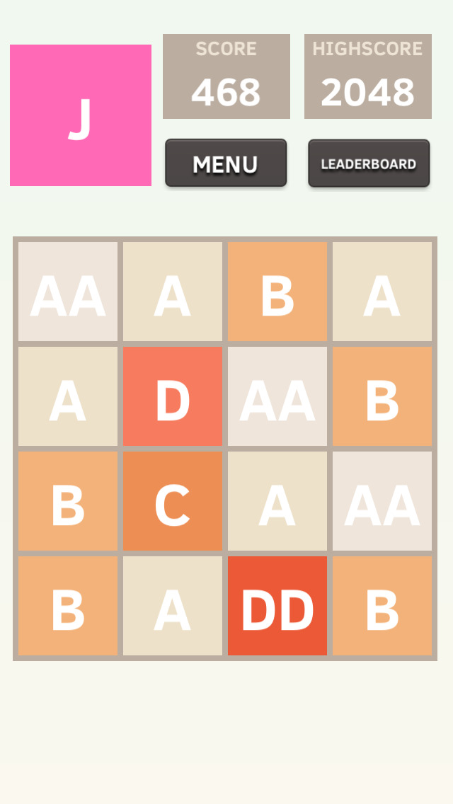 2048 Multi Game Pack screenshot 5