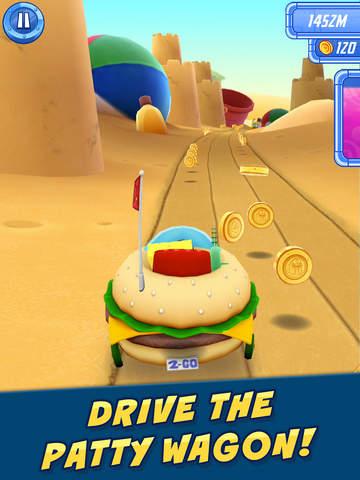 SpongeBob: Sponge on the Run screenshot 9