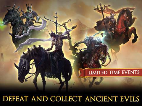 Heroes of Camelot screenshot 7