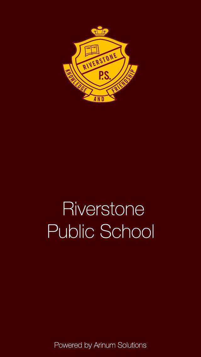Riverstone Public Shool screenshot 1