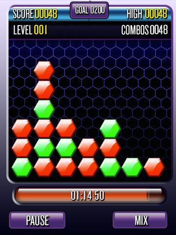 Hex Crush screenshot 3
