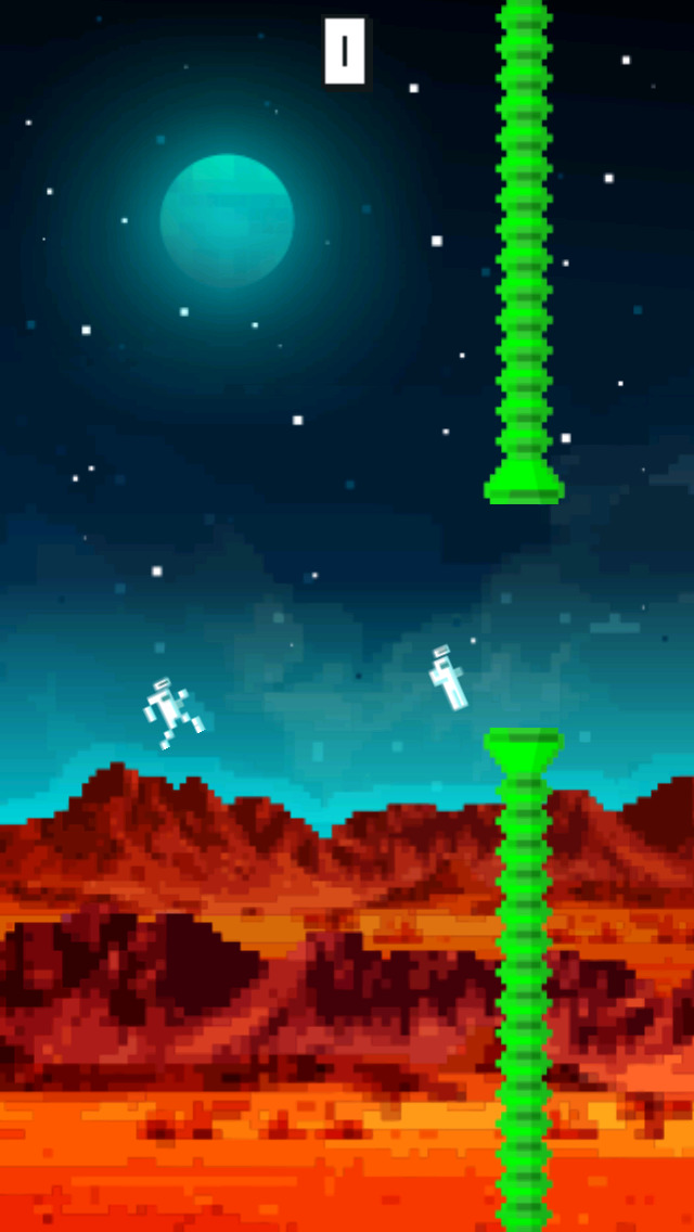 Space Age Adventures screenshot 1