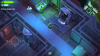 Space Marshals screenshot 2