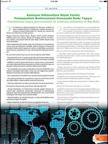 ICT Media Magazine screenshot 10