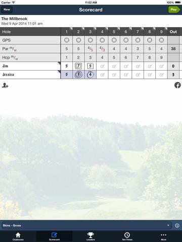 Millbrook Golf Club screenshot 8