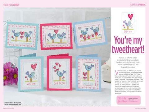Cross Stitch Card Shop – how to cross stitch cards, cross stitch patterns, cross stitch embroidery screenshot 8