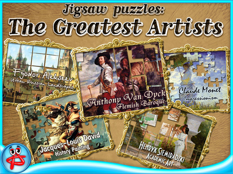 Greatest Artists: Jigsaw Puzzle screenshot 6
