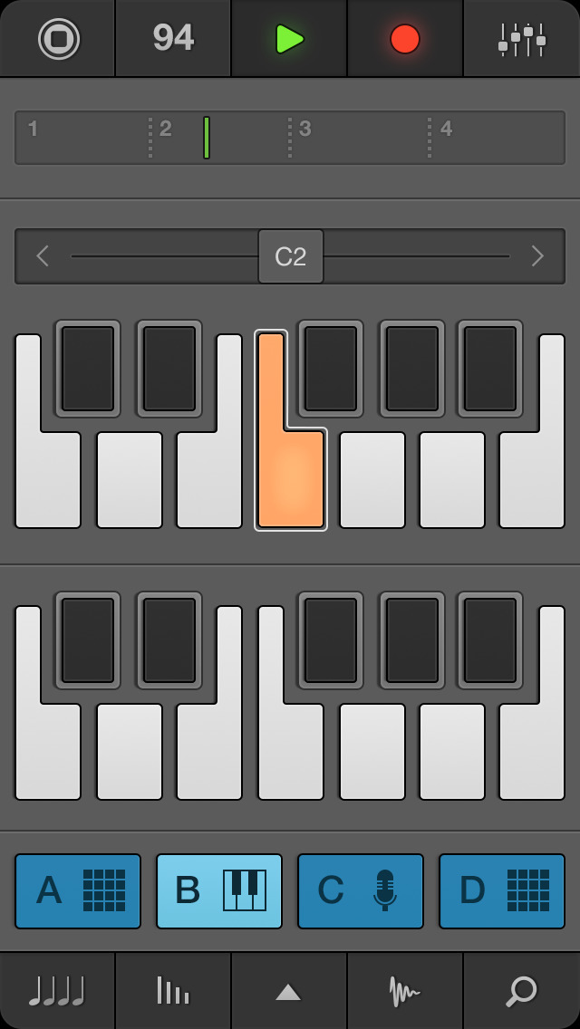iMaschine screenshot 2