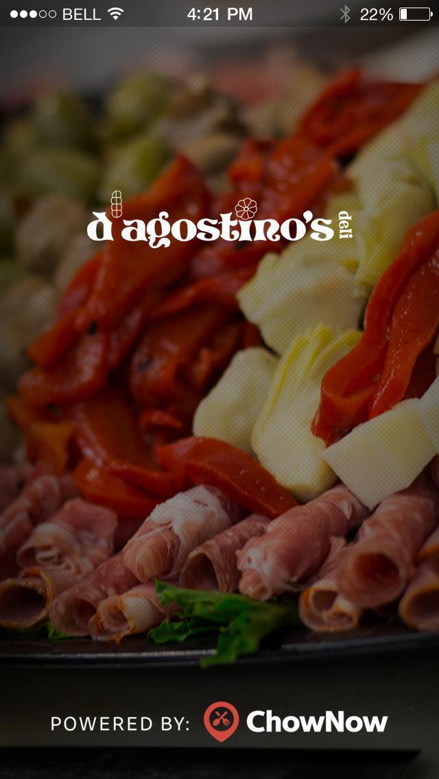 D'Agostino's Deli screenshot 1