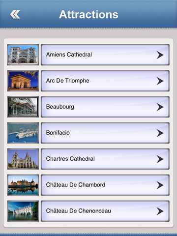 France Essential Travel Guide screenshot 8