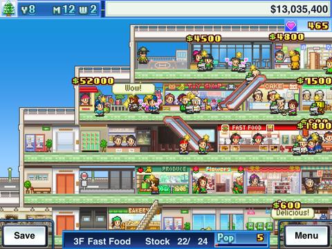 Mega Mall Story Lite screenshot 6