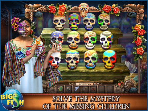 Lost Legends: The Weeping Woman HD - A Colorful Hidden Object Mystery screenshot 3