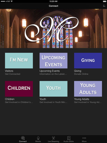 Myers Park United Methodist screenshot 6