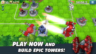 Tower Madness 2: #1 in Great Strategy TD Games screenshot #5