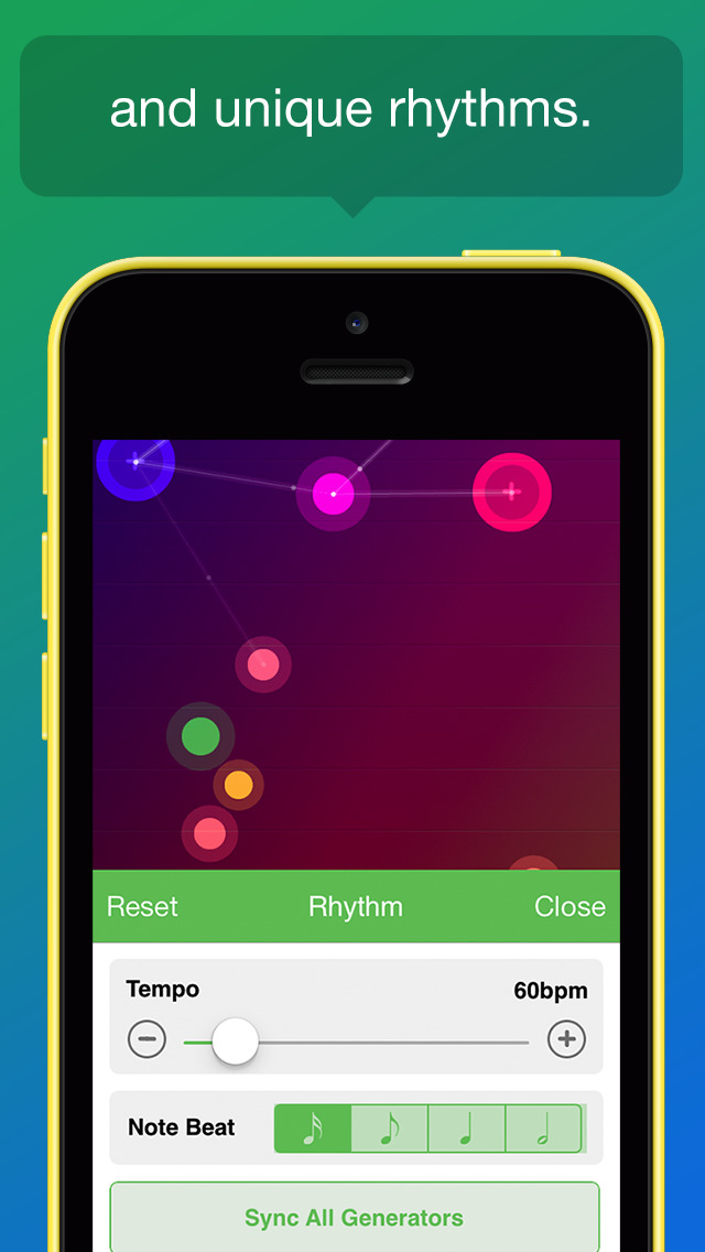 NodeBeat - Playful Music screenshot 4