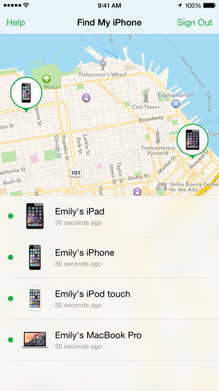 where to find find my iphone find my iphone on the app 19628