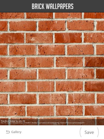Brick Wallpapers screenshot 9