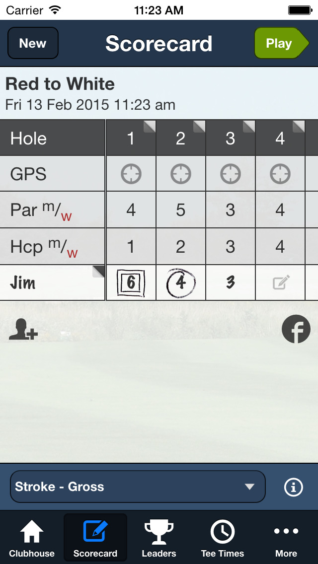 Rolling Meadows GC screenshot 3