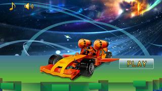 Jet Speed Car Racing screenshot 1