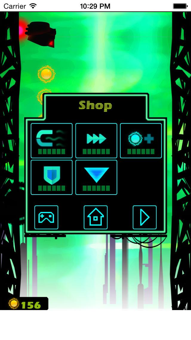 Ninja In Black screenshot 2