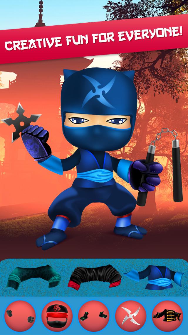 My Epic Ninja Superheroes World Fighter Club Game Pro screenshot 4