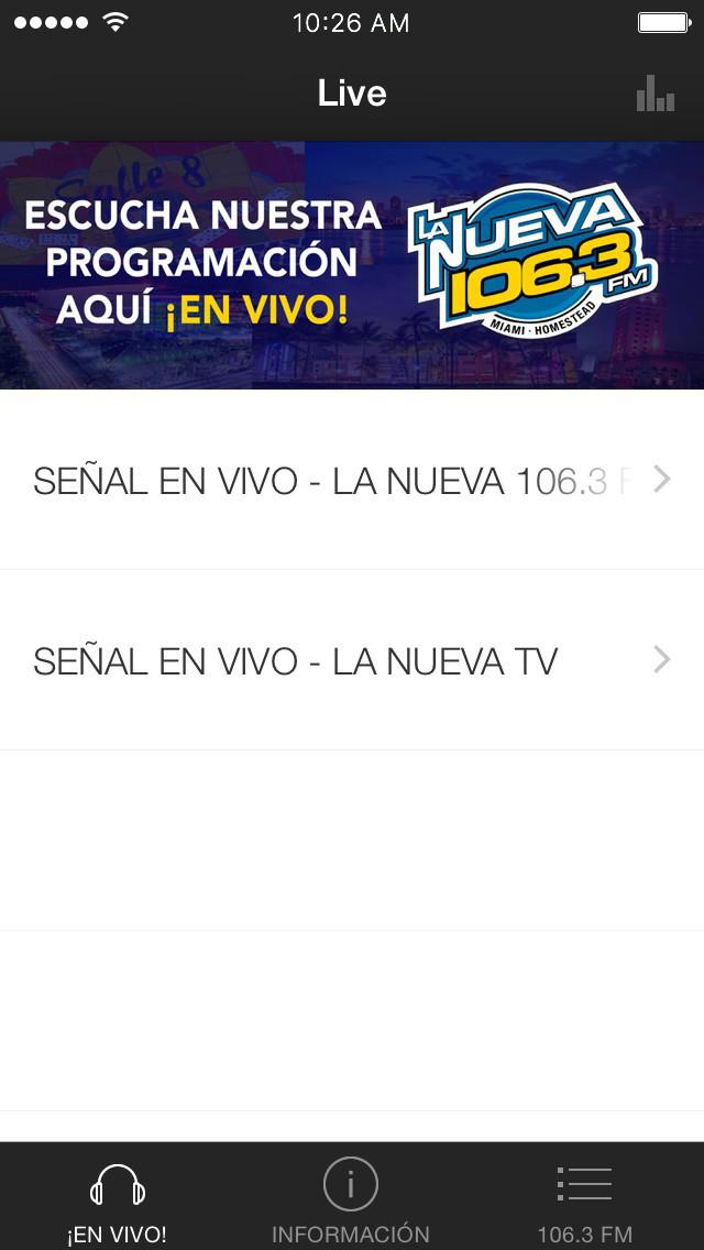 1063LaNueva screenshot 1