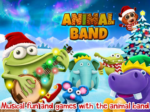 Animal Band Nursery Rhymes screenshot 6