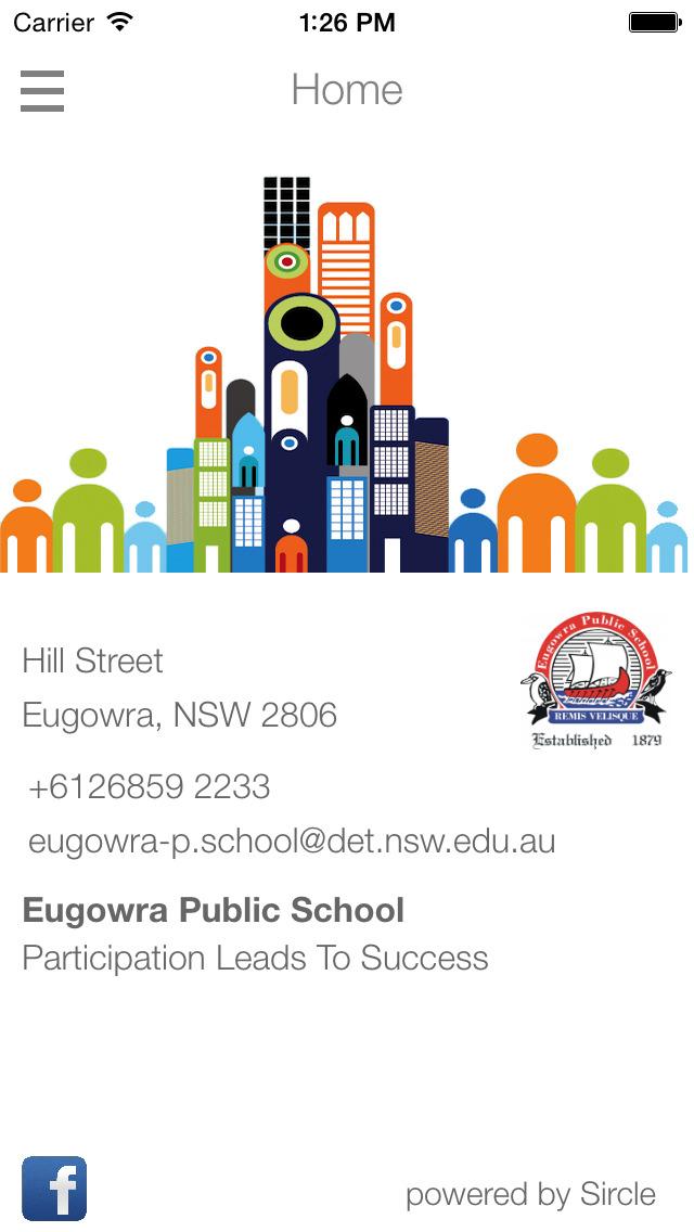 Eugowra Public School screenshot 2