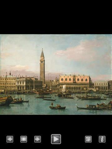 CANALETTO, Rome – Londres – Venise. Le triomphe de la lumière HD screenshot 8
