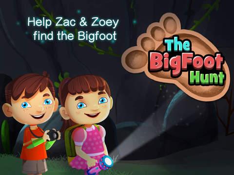 Zac And Zoey - The Bigfoot Hunt screenshot 10