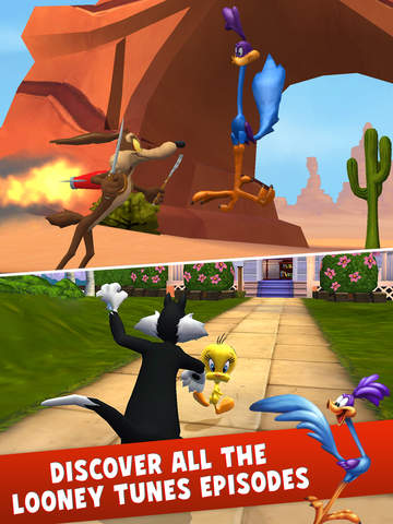 Looney Tunes Dash! screenshot 8
