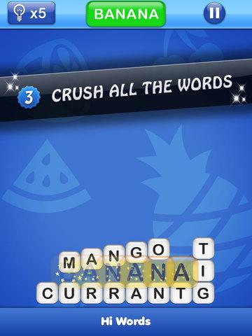 Hi Words - Word Search Game screenshot 7