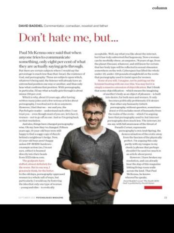 Psychologies Magazine screenshot 5