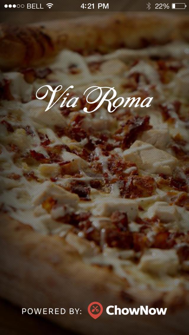 Via Roma Pizzeria screenshot 1