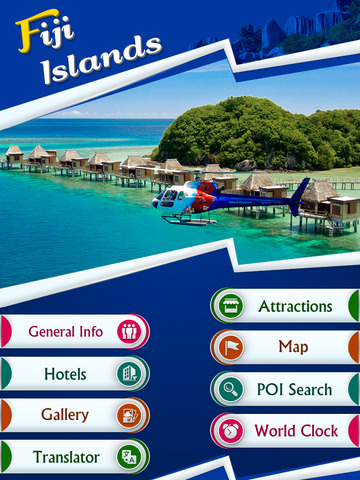 Fiji Islands Offline Travel Guide screenshot 7