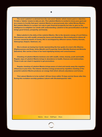 Lakshmi Mantra Meditation screenshot 5