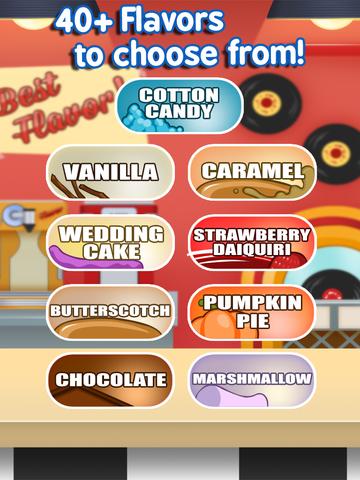Milkshake Maker Ice Cream Cooking for Kids / Girls screenshot 10