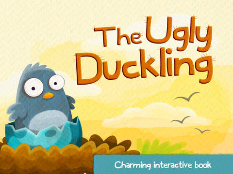 StoryToys Ugly Duckling - a deluxe interactive storybook screenshot 6