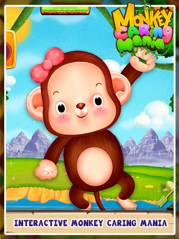 Monkey Caring Mania screenshot 6