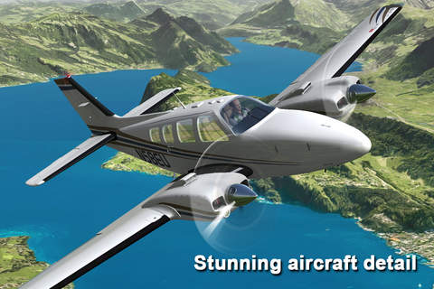 aerofly FS - Flight Simulator - náhled