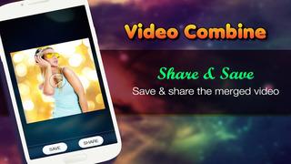 Video Combine screenshot 1