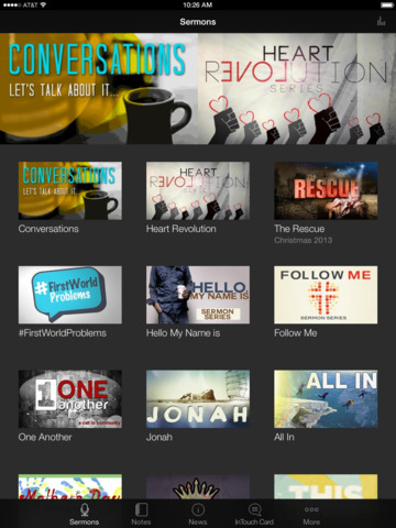 Pathways Church screenshot 4