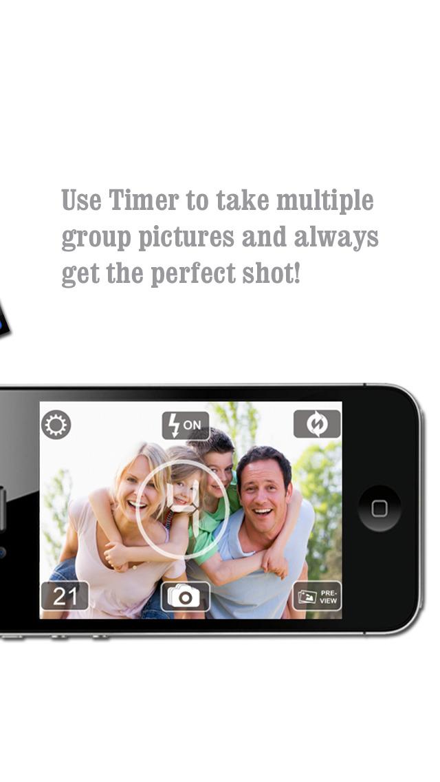 FastPix - Fast Camera + Burst Mode Camera Photos screenshot 4