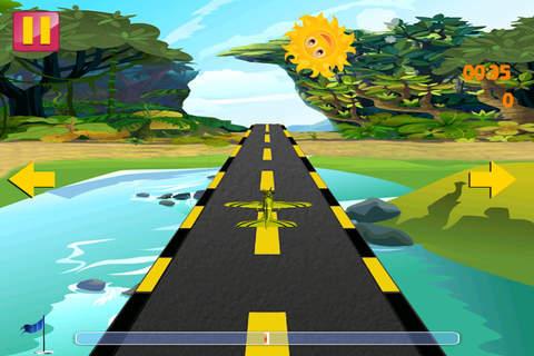 Flight Hero - Runway War Plane - náhled