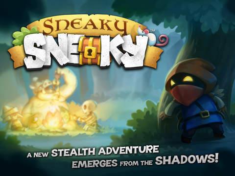 Sneaky Sneaky screenshot 6