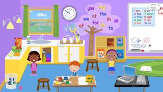 Grandma's Preschool screenshot 1