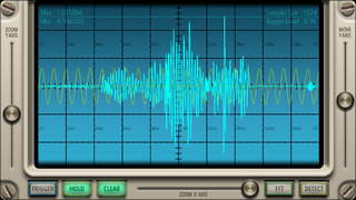 AX-7 Oscilloscope screenshot 1
